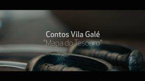 """Contos Vila Galé """"Mapa do Tesouro"""""""