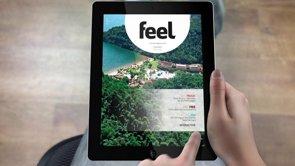 Versão iPad Revista Feel