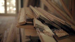 Vila Galé Palácio dos Arcos (obras)