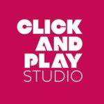 Click and Play Studio - Logotipo
