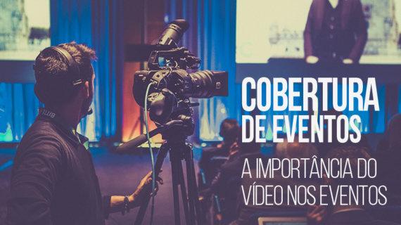 Como pode o vídeo ajudar nos eventos e conferências